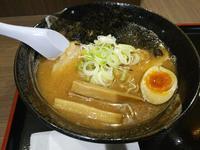 魚×2醤油ラーメン(梅光軒 新さっぽろカテプリ店:2017年78杯目) - eihoのブログ