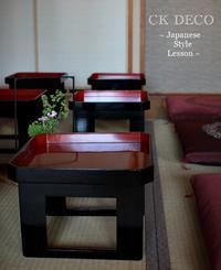 CK DECO 5月Lesson レポ * - Cozy home