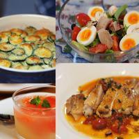 7月レッスンのご案内(フランス料理) - ソムリエが教える  イタリア、フランス 地方のおそうざい