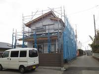 風の通る家②(大工工事、外壁工事、設備工事) - ㈱栃毛木材工業