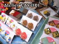 ハンドメイド × イヤリング - Atelier FAVORI