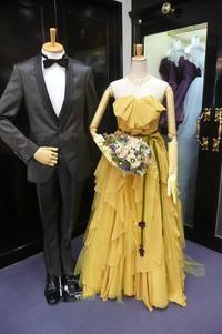 カラードレス「フェミニン」 - ブライダルギャラリー福茂のブログ
