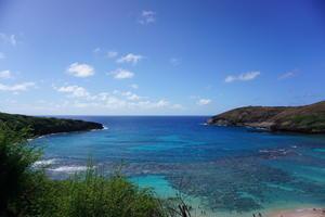 ハワイ旅行5日目5月3日オアフ島観光ベストオブオアフハナウマ湾展望台18 - Let's Enjoy Everyday!
