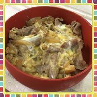 豚たま丼(レシピ付) - kajuの■今日のお料理・簡単レシピ■