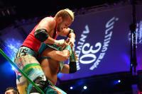 Lucha Libre 其の二 ISO25600の描写 - 二勝三敗