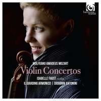 Mozart: Complete Vn-Cons@Isabelle Faust,Giovanni Antonini/Il Giardino Armonico - MusicArena