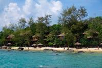カンボジアの秘密の島へ - 空想地球旅行