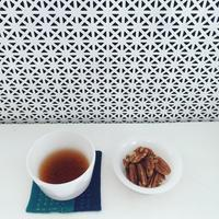 Tea Time - 烏帽子への風