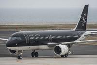 AIRBUS A320 / JA22MC - SKY LOUNGE GARDEN -transporter side-