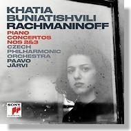 ラフマニノフ ピアノ協奏曲第2番&第3番 solo ブニアティシヴィリ - Yesterday