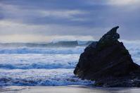 大きい波d - 雲空海