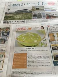 湘南ジャーナル6/2号 - 恋するお菓子