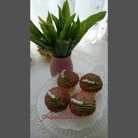 季節感のあるカップケーキも♪ - ロッサクララのおいしい紅茶じかん    *☆Tea Garden☆*