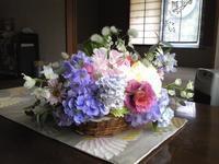 父の日6月18日感謝ギフト販売のお知らせ と 母の日ギフト御礼 - 一会 ウエディングの花
