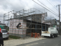 U様邸工事の様子 - 桂建設の日々ブログ