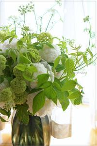 Bouquet champêtre de pivoine - * Spice of My Life *