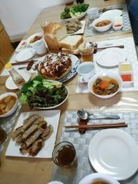 5月31日のパン教室 - 手作りパン・料理教室(えぷろん・くらぶ)