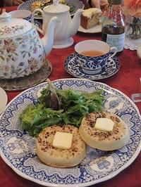 器と食べ物の関係 - BEETON's Teapotのお茶会