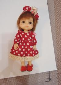 RUBY人形教室生徒様作品~~♪と、ドルフェスのブース決定~~♪^^ - rubyの好きなこと日記