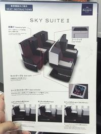 2016年6月28~29日 JAL SKY SUITEⅡで成田へ - ハワイでも のんびりいこうやぁ