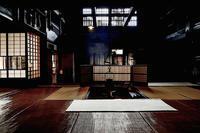 山滴る月 寫誌 ② 脇本陣「囲炉裏の間」をカラーで撮る - le fotografie di digit@l