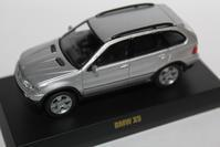 1/64 Kyosho BMW X5 1999 - 1/87 SCHUCO & 1/64 KYOSHO ミニカーコレクション byまさーる