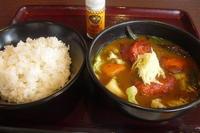 CoCo壱番屋 『スープで食べるタンドリー風チキンと野菜のカレー』 - My favorite things