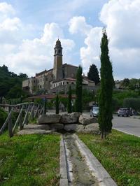 アルクァ・ペトラルカを歩く (Arquà Petrarca)  - エミリアからの便り