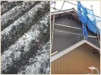 5/31・川島・S様(屋根修理)→菰野・U邸(外壁工事) - とり三重成るままにsince2004