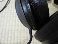 audio-technica ATH-A900 イヤーパッド交換2回目。 - AL6061