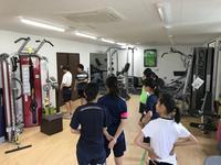 コーディネーショントレーニング(体力測定) - 横浜ウインズ U15・レディース
