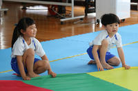 バルーン(こすもす) - 慶応幼稚園ブログ【未来の子どもたちへ ~Dream Can Do!Reality Can Do!!~】
