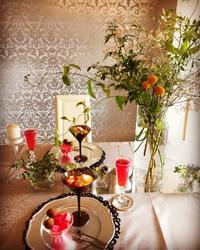 お家カフェ♪ リラックスタイムは健康の秘訣♪ - 大阪薬膳 Jackie's Table  おもてなし料理教室
