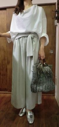 ☆PUPULA  リネンシャツ☆ - persimmon blog
