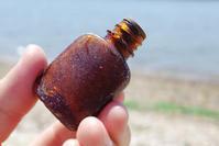 茶色の小壜  - Beachcomber's Logbook
