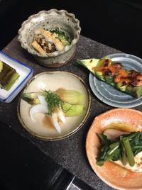 前菜 - 鴻池新田駅から徒歩3分 和食と自家焙煎珈琲 コトリ