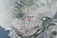 久邇京跡の瓦 - 地図を楽しむ・古代史の謎
