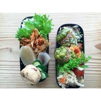 ピーマンのファルシBENTO - Feeling Cuisine.com