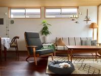 【インテリア】リビング全景・初夏のリビング定点観測 - 10年後も好きな家