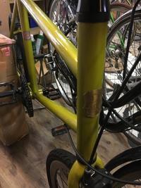 FLAT-1 GIANTーエスケープ!! - 自転車屋 TRIPBIKE