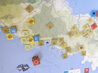 希望する作戦・撃滅策を追い求めて...(WG誌55号/CMJ#44)『沖縄』 自作シナリオ(完全フリー・ヴァリアント)・テストプレイ その二籠 - YSGA(横浜シミュレーションゲーム協会) 例会報告