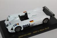 1/64 Kyosho BMW  V12 LMR 1999 - 1/87 SCHUCO & 1/64 KYOSHO ミニカーコレクション byまさーる