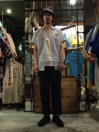 夏のワークスタイル!!(大阪アメ村店) - magnets vintage clothing コダワリがある大人の為に。