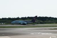 NRT - 22 - fun time (飛行機と空)