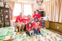 2017.5.5 自宅で家族写真 - YUKIPHOTO/平松勇樹写真事務所