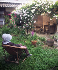 おばあちゃんと絵本とバラの庭と… - Bon Copain!