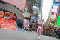 第3回 Dream夜さ来い祭り 2017 Timea Square in New York - Triangle NY