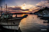 ☆ 漁港の黄昏 ☆ - Trimming