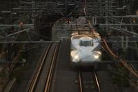 夜遊び隊が行く① - 新幹線の写真