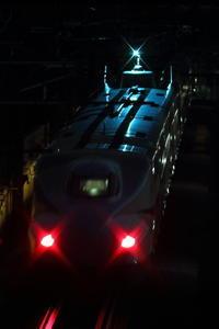夜遊び隊が行く② - 新幹線の写真